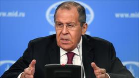 Rusia acusa a EEUU de 'ignorar' propuestas para salvar el INF