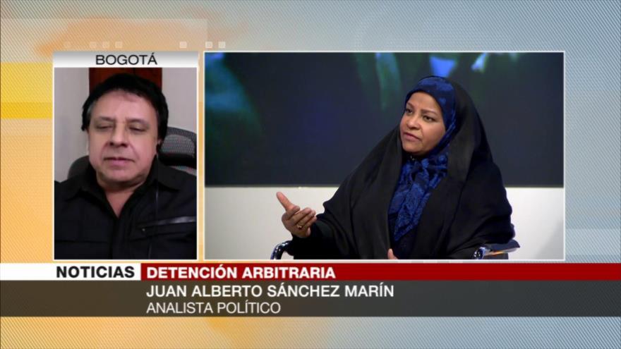 Marín: Press TV, un obstáculo para el control hegemónico de EEUU