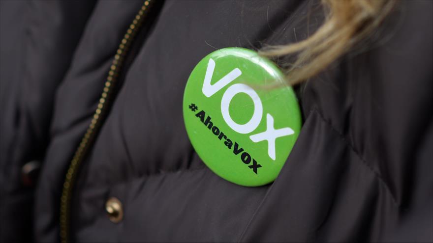 Vox, financiado por un grupo terrorista que mató a 17 000 iraníes