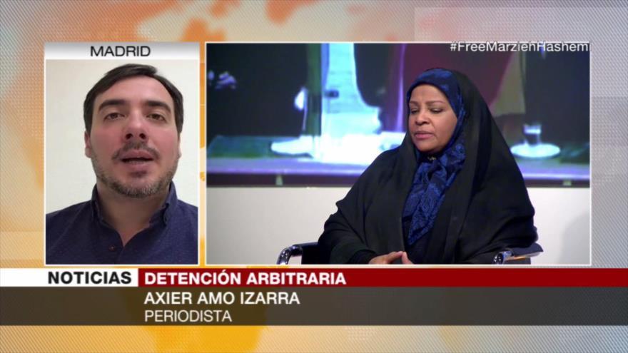 Amo Izarra: EEUU viola libertad de expresión presionando a Press TV | HISPANTV