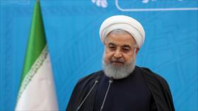 Rohani asegura que Irán lanzará en breve otro satélite al espacio