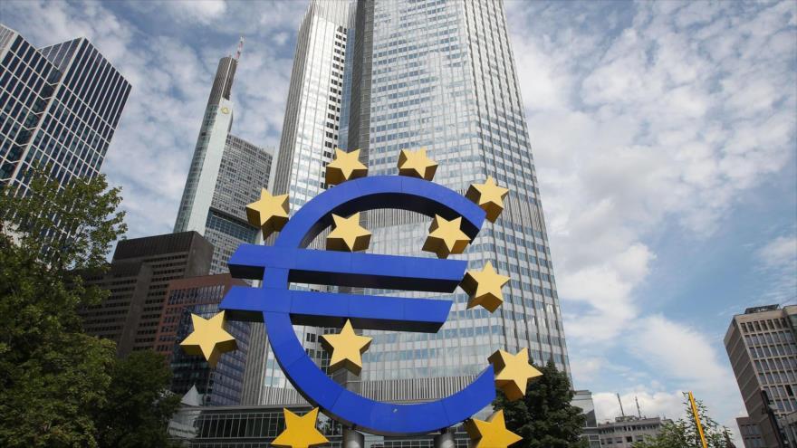 El edificio del Banco Central Europeo (BCE), ubicado en Frankfurt, en Alemania.