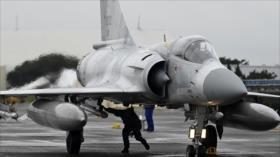 Taiwán demuestra su preparación para combate contra China
