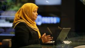 'Marzie Hashemi, víctima de la paranoia de EEUU contra Irán'