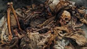 Nuevo hallazgo de sacrificio masivo de niños en el antiguo Perú