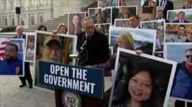 Histórico cierre del Gobierno en EEUU ya ha cumplido 26 días
