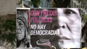 """Organizaciones sociales realizan """"piletazo"""" por Milagro Sala"""