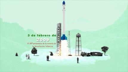 Los Primeros: El primer satélite en la historia de Irán