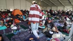 México exigirá orden y papeles a nueva caravana migrante