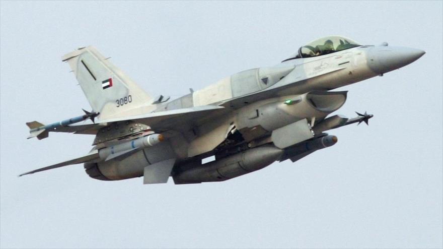 'EEUU entrena a pilotos emiratíes para apoyar agresión saudí en Yemen'