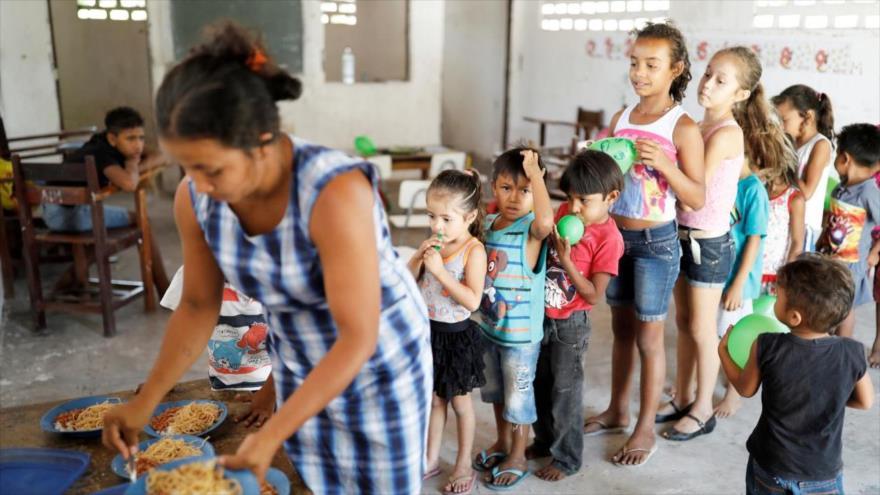 Pobreza extrema en su nivel más alto desde 2008 en Latinoamérica | HISPANTV