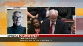 Puente: Frontera irlandesa, punto fundamental del plan B del Brexit