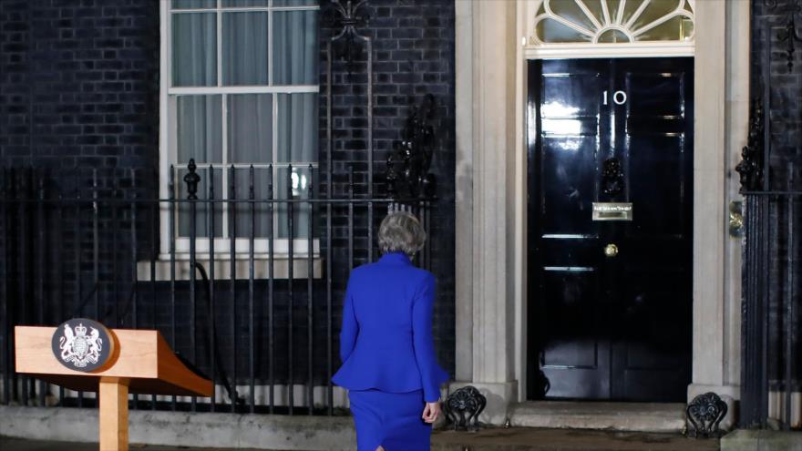 Theresa May pone sus esperanzas en Plan B que revelará 29 de enero