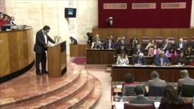 Moreno Bonilla, presidente de Andalucía gracias a ultraderecha