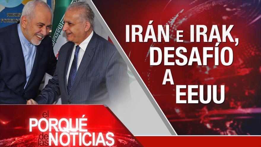 El Porqué de las Noticias: Caso Hashemi. Lazos Irán-Irak. DDHH en Brasil