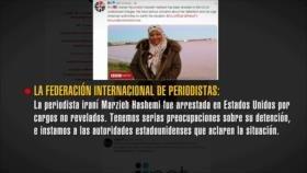 Detención de Hashemi. Diálogos en Yemen. Choques en Grecia