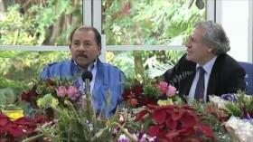 """Gobierno de Nicaragua califica a Luis Almagro de """"injerencista"""""""