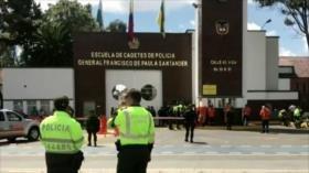 Detención de Hashemi. Crisis de refugiados. Atentado en Colombia