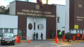 Explota un coche bomba en una escuela de policía en Colombia