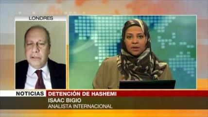 Bigio: EEUU buscaría golpear a Irán con detención de periodista