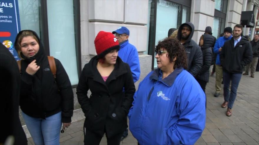 Cierre del Gobierno de EEUU afecta a ciudadanos y empleados | HISPANTV