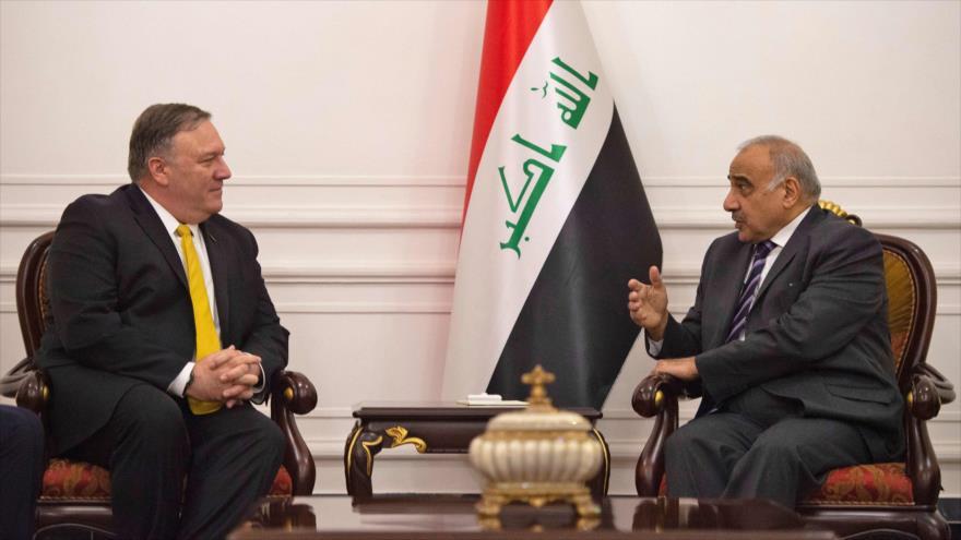 """Bagdad alerta de """"consecuencias peligrosas"""" de ataque israelí a Irak"""