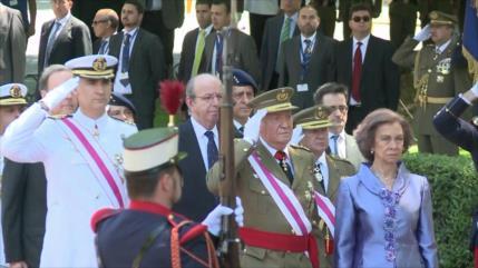 Juan Carlos I pudo ser objetivo del espionaje del banco BBVA
