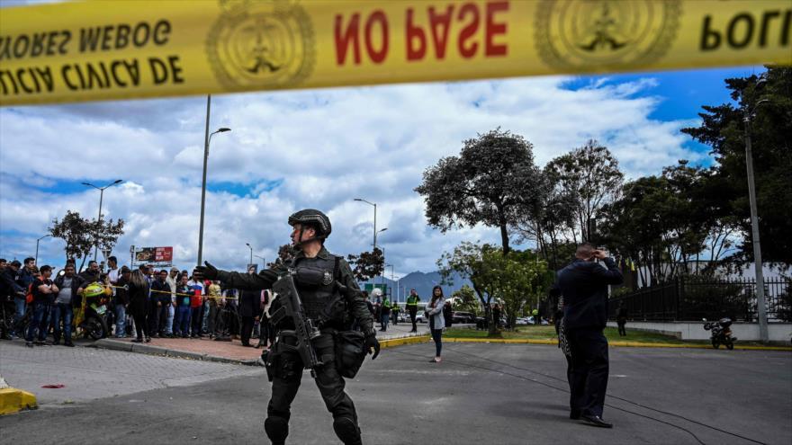 Colombia sopesa romper diálogo con ELN tras ataque en Bogotá | HISPANTV