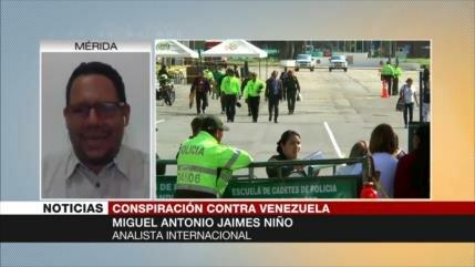 Niño: Gobierno colombiano es el responsable del atentado de Bogotá