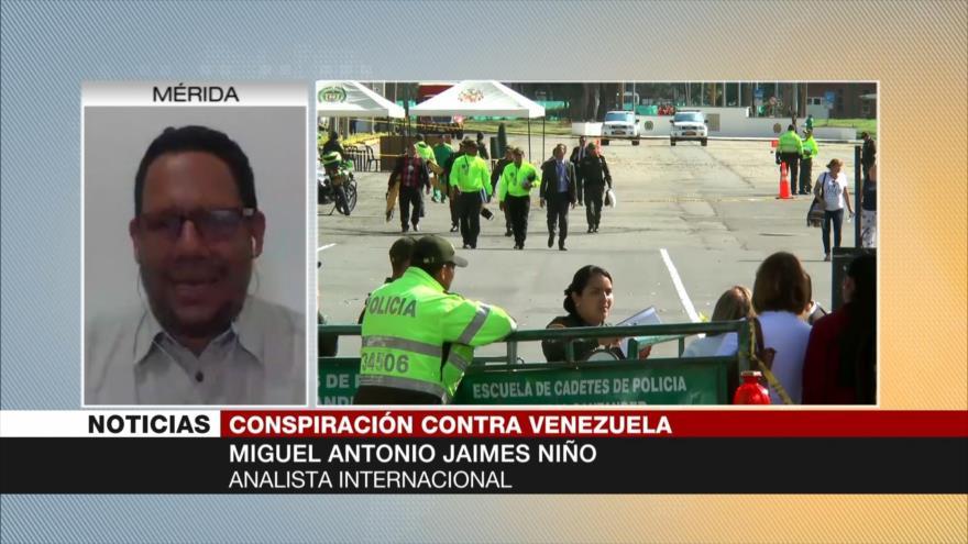 Niño: Gobierno colombiano es el responsable del atentado de Bogotá   HISPANTV