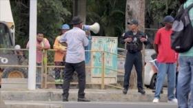 Semana de protestas por mejores pensiones en Panamá