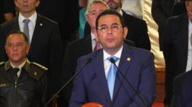 Guatemala aleja a inversionistas extranjeros por disputas internas