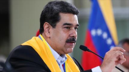 Maduro llama a Trump a entablar un diálogo 'franco y directo'