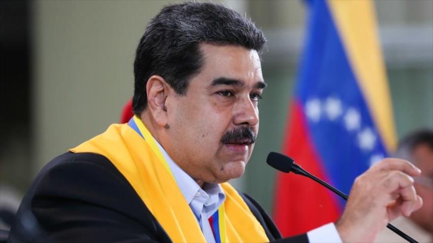 Maduro llama a Trump a entablar un diálogo 'franco y directo' | HISPANTV