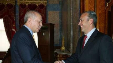 Venezuela y Turquía se acercan aún más ante presiones de EEUU