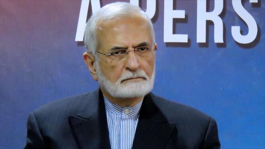 El presidente del Consejo Estratégico de Relaciones Exteriores de Irán, Seyed Kamal Jarazi.