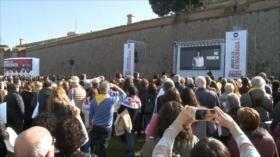 En España entidades acusan a estado ante juicio a independentismo