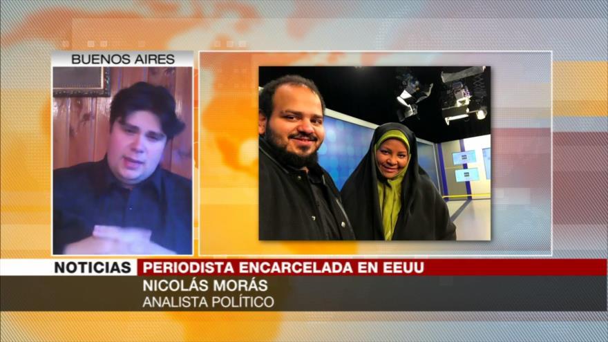 "Morás: Arresto de Hashemi muestra política ""totalitaria"" de EEUU | HISPANTV"