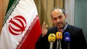 """""""Arresto de Hashemi es parte de la campaña política contra Irán"""""""