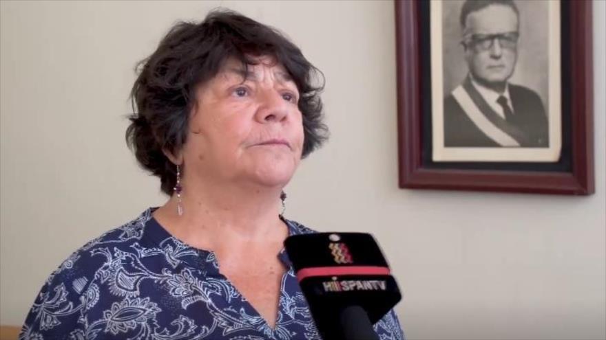 """AFEP de Chile tilda de """"repudiable"""" detención de Hashemi en EEUU"""