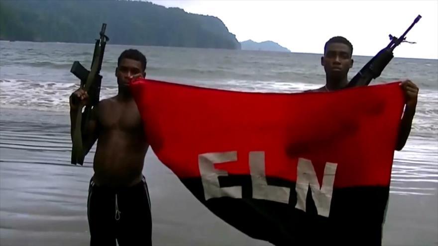 Colombia activa órdenes de captura de negociadores del ELN | HISPANTV