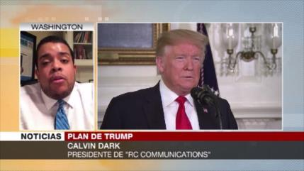 """Dark: Propuesta de Trump sobre muro """"no va a ninguna parte"""""""