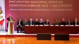 Creación de Guardia Nacional avanza en Congreso de México