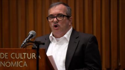 Líder de la FARC pide a Duque mantener diálogo de paz con el ELN