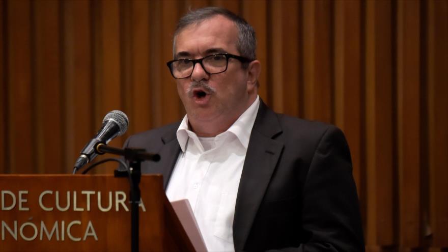 Líder de la FARC pide a Duque mantener diálogo de paz con el ELN | HISPANTV