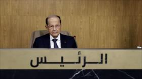 El Líbano urge el retorno seguro de refugiados sirios a su patria