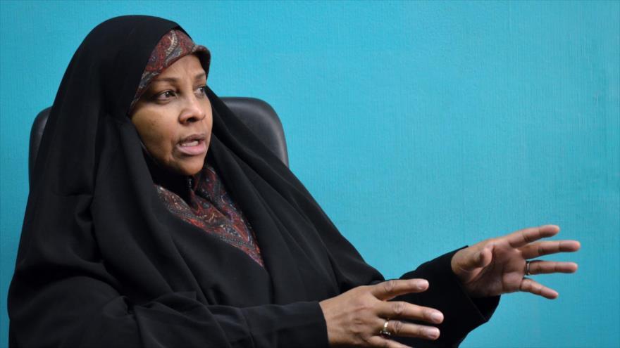 Vicepresidencia iraní para la Mujer repudia arresto de Hahsemi en EEUU