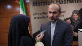 'Arresto prolongado de la presentadora de Press TV es ilegal'