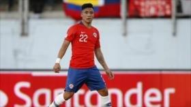 Futbolista chileno llama 'muerto de hambre' a su rival venezolano