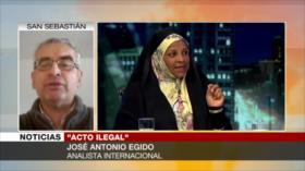 Egido: Arresto de periodista Hashemi es una intimidación colectiva